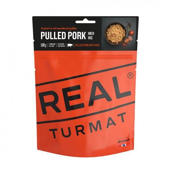 Bilde av REAL Turmat - Pulled Pork med Ris