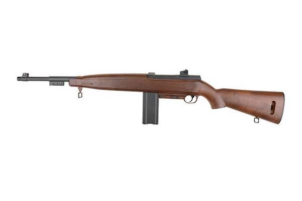 Bilde av Well - D96 M1 Carbine Elektrisk Softgunpakke -