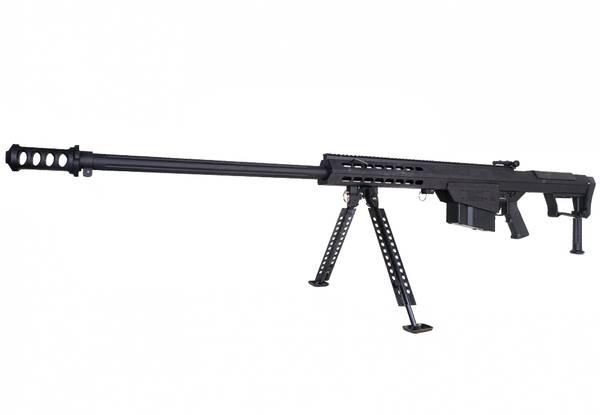 Bilde av Snow Wolf - Barrett M107 Elektrisk Softgun Sniper