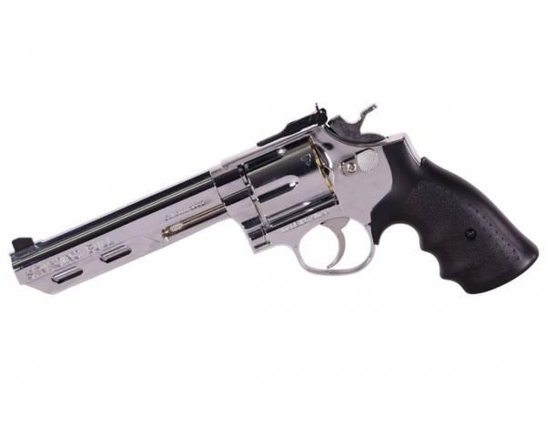 Bilde av HFC - Savaging Bull Gassdrevet Softgun Revolver -