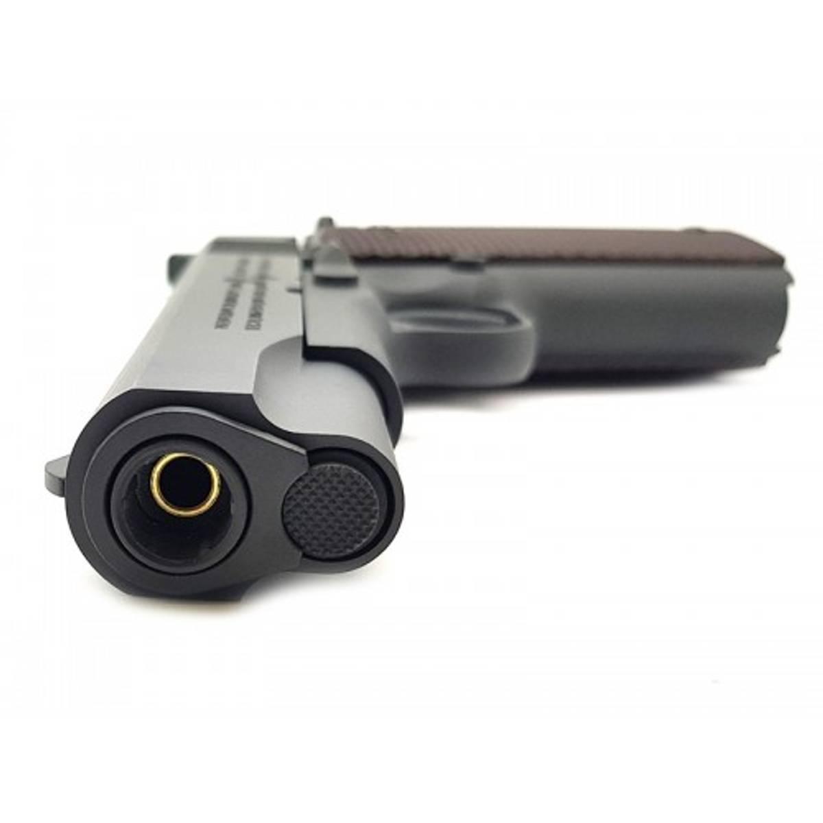 Colt 1911 - 100th Anniversary Modell - Gassdrevet Softgun