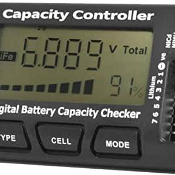 Bilde av LiPoPAL - Batteri Tester / Balanserer