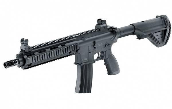 Bilde av Heckler & Koch - HK416D Elektrisk Softgun Rifle-