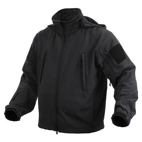 Bilde av Special Ops Tactical Softshell Jacket - Black
