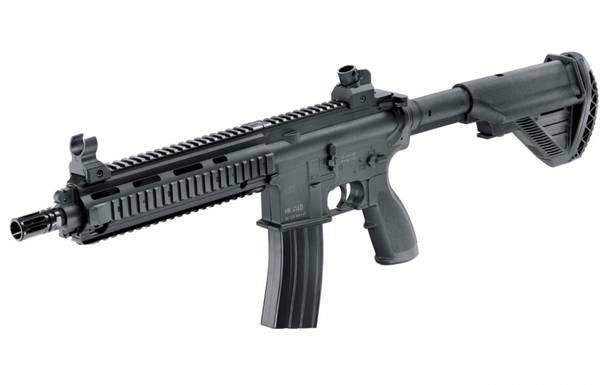 Bilde av Heckler & Koch - HK416D Fjærdrevet Softgun Rifle-
