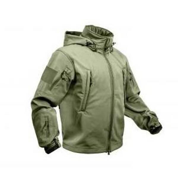 Bilde av Special Ops Tactical Softshell Jacket - Olive