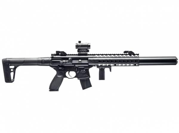 Bilde av Sig Sauer - MCX Luftgevær med Rødpunktsikte -