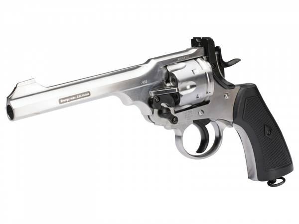 Bilde av Webley - MKVI Service Revolver 6mm Softgun Pistol