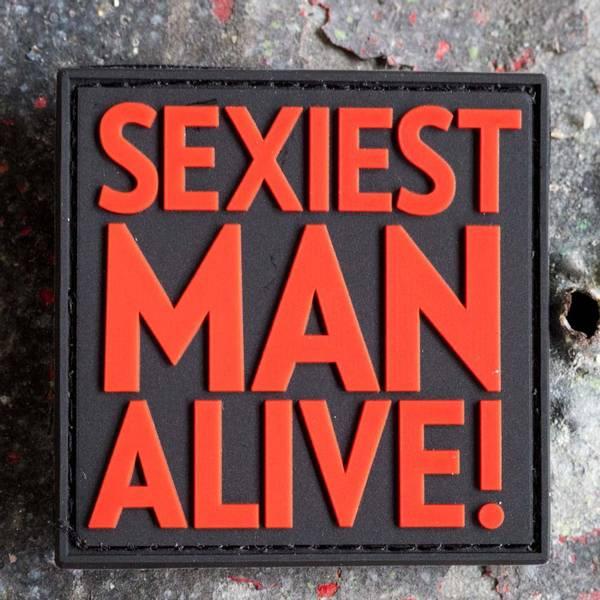 Bilde av Patch - Sexiest Man Alive - Blackmedic