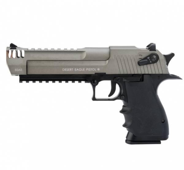 Bilde av Desert Eagle L6 Semi/Full Auto Softgun Pistol CO2