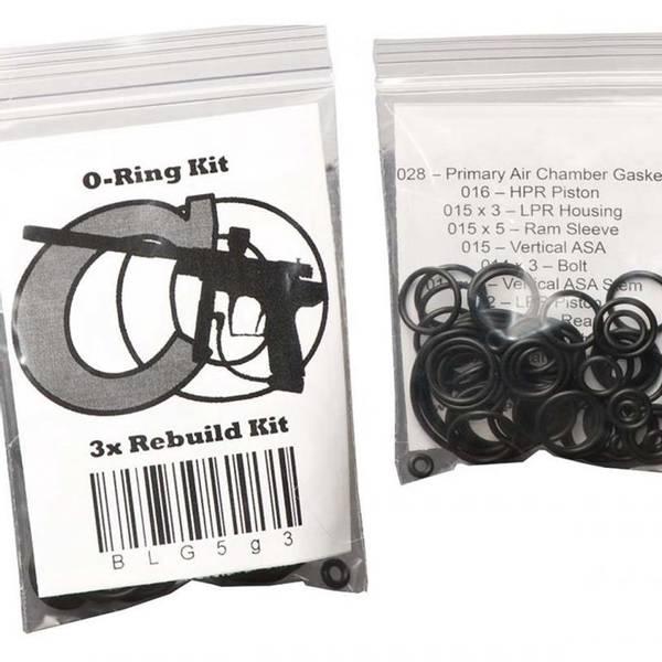 Bilde av O-ring kit for Proto PMR (x5)