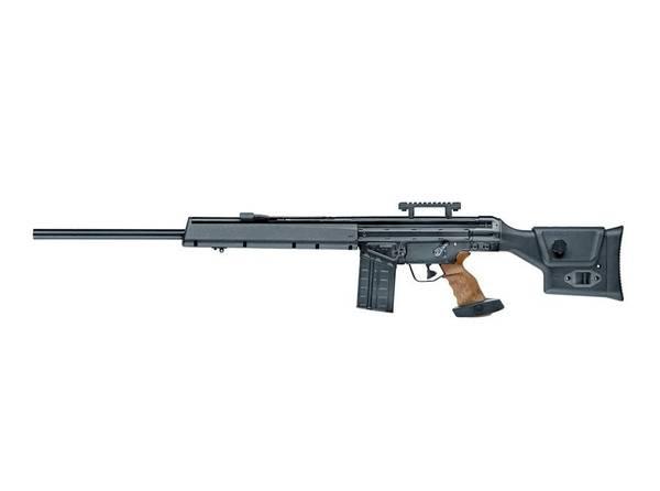 Bilde av Heckler & Koch - PSG1 Gassdrevet Softgun Sniper