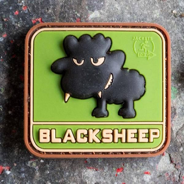 Bilde av Patch - Black Sheep Rubber - Multicam
