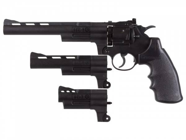 Bilde av Crosman - Triple Treat Co2 Drevet Revolver -