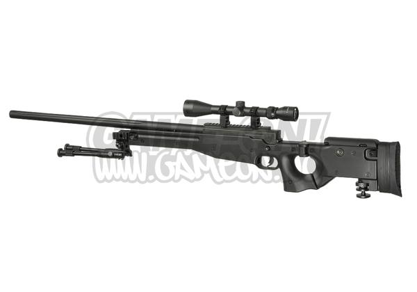 Bilde av Well - AW .338 Oppgradert Sniper Rifle Set -