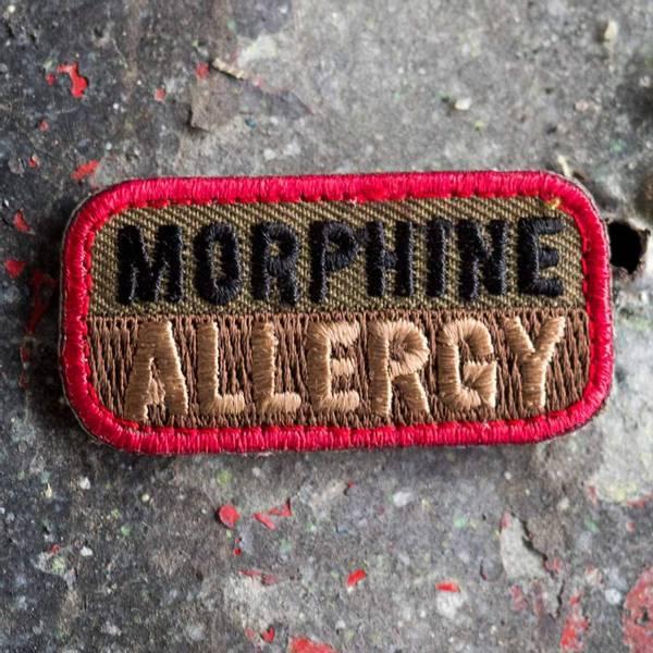 Bilde av Patch Morphine Allergy FG