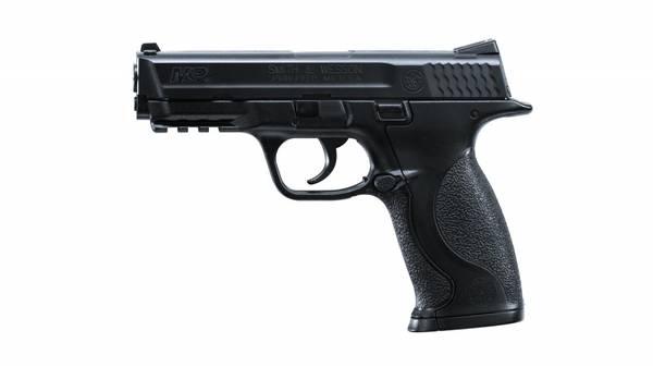 Bilde av Smith & Wesson M&P 40 - Gass Softgun med Metal