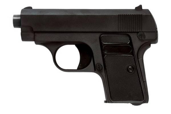Bilde av Galaxy - G1 (Colt 25) Fjærdrevet Softgun Pistol -