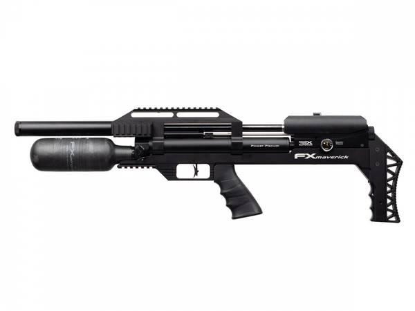 Bilde av FX Maverick Compact PCP Luftgevær Svart - 4.5mm