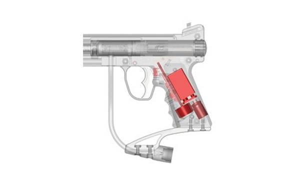 Bilde av Tippmann 98C og Custom Pro - E-Trigger