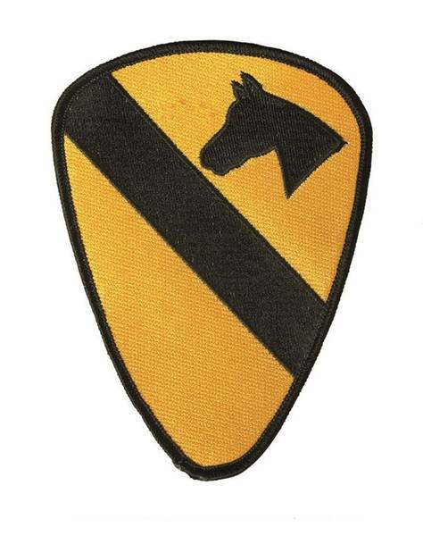 Bilde av US 1st Cavalry - Tekstilpatch