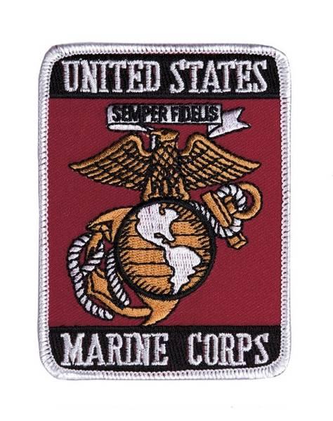 Bilde av US Marine Corps - Tekstilpatch
