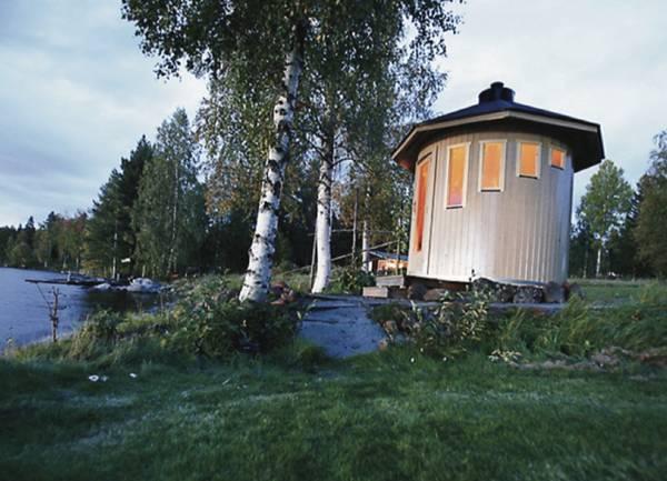 Bilde av Bastu Oskar ø 2,3 m