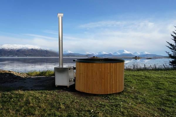 Bilde av Badestamp Ø160 Premium