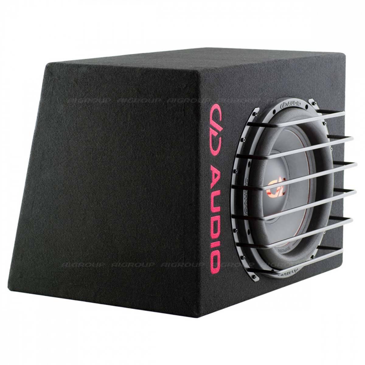 DD Audio LE-M512d-D2 500W  RMS 2x2Ohm