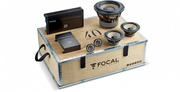 Bilde av Focal F40th