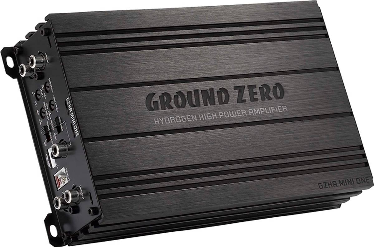 Ground Zero Radioactive Basspakke 1x8