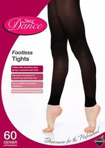 Bilde av Silky Footless Ballet Tights