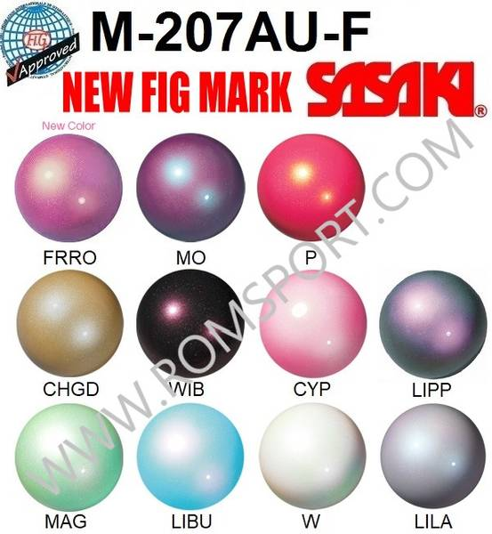 Metallic Balls 207  18,5 cm
