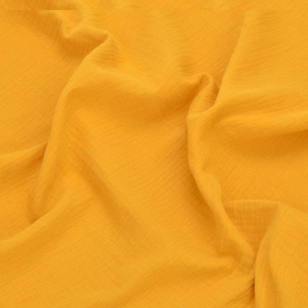 Bilde av Gulpeklut - 65x65 - Musselin - BimBla - Mustard