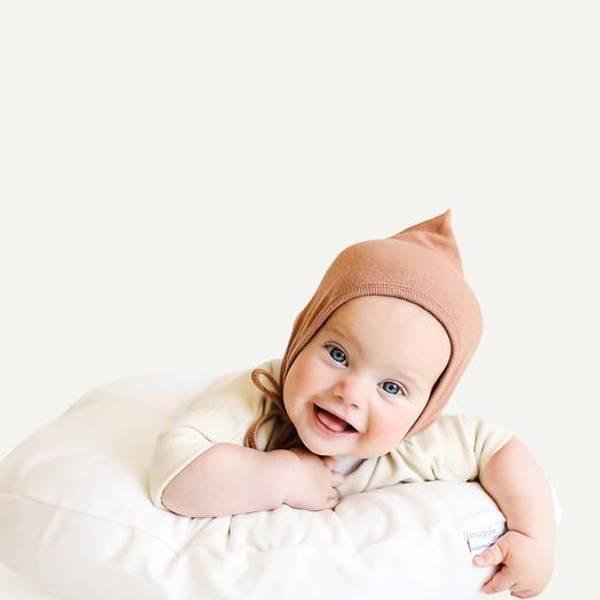 Bilde av Trekk til Snuggle Me Organic Babynest - Natural