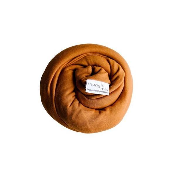 Bilde av Trekk til Snuggle Me Organic Babynest - Cinnamon