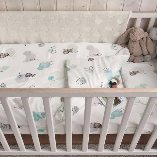 Bilde av Sengesett Babypakke - 100% Bambus - Layette - Kanin