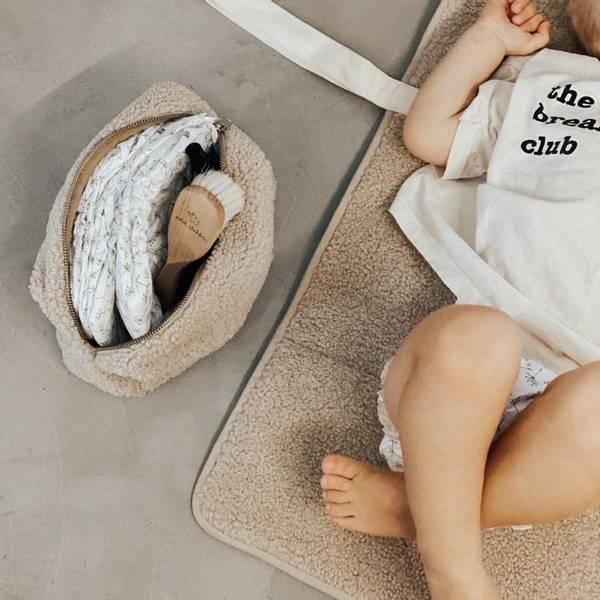 Bilde av Stellematte Sammenbrettbar - Chunky Teddy - Studio Noos -
