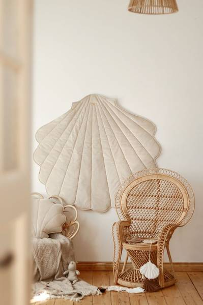 Bilde av Pyntepute - Fløyel - MoiMili - Cream