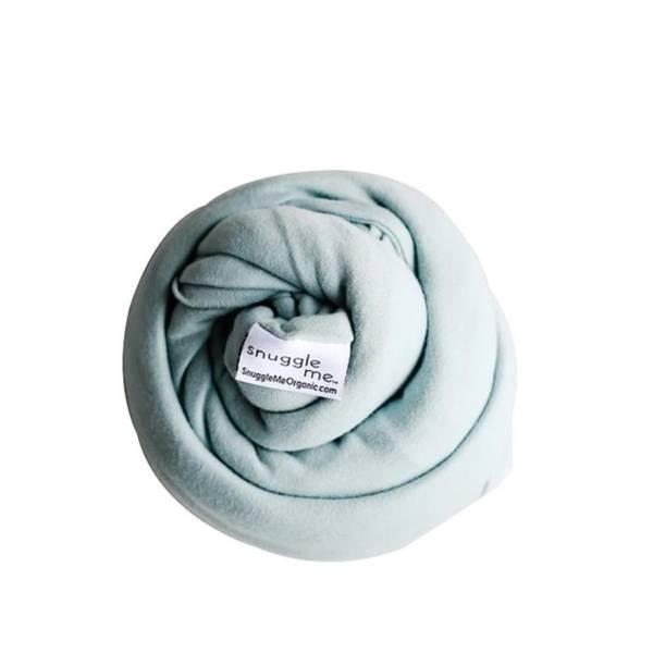 Bilde av Trekk til Snuggle Me Organic Babynest - Powder Blue