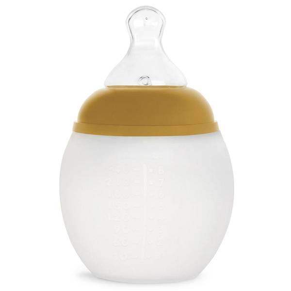 Bilde av Tåteflaske i Silikon - Elhee - 150ml - Curry