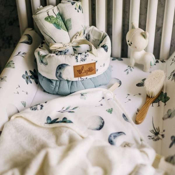 Bilde av Babybørste i Bøk med Geitehår - Layette