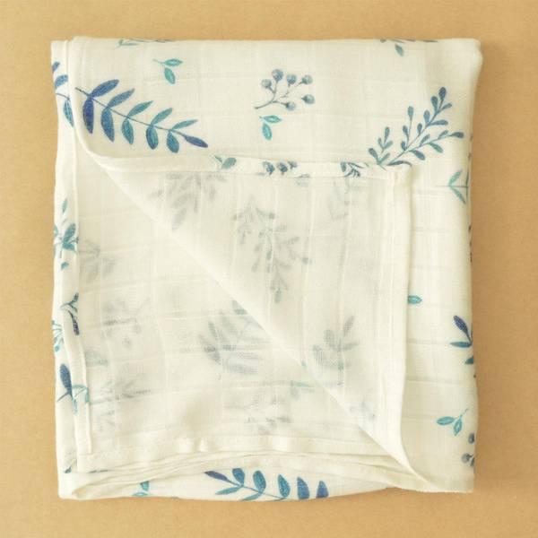 Bilde av Gulpeklut 2pk - 45x50 - Bambus - BimBla - Meadow