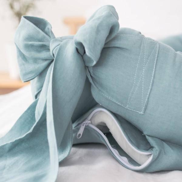 Bilde av Babynest Lin - Babyly - Blå