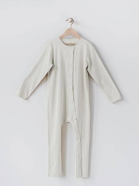 Bilde av Pyjamas - The Simple Folk - Økologisk Bomull - Ecru