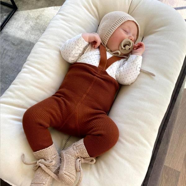 Bilde av Babynest - Snuggle Me Organic - Natural