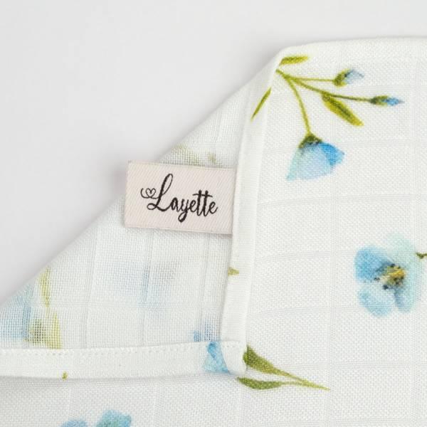 Bilde av Babyklut 5pk - 30x30 - Bambus - Layette
