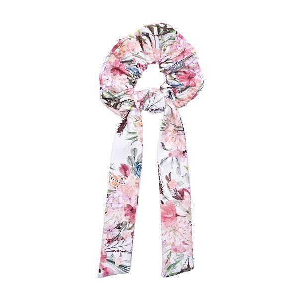 Bilde av Scrunchie med sløyfe - One Size - UL&KA - Boho Flowers