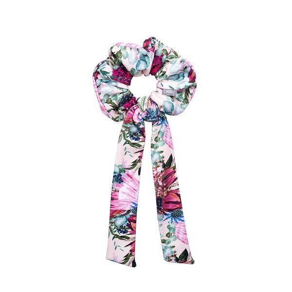 Bilde av Scrunchie med sløyfe - One Size - UL&KA - Dalia