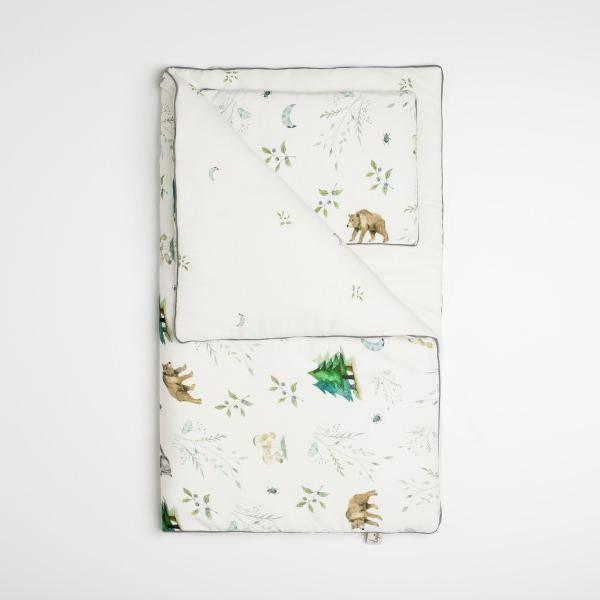 Bilde av Sengesett Babypakke - 100% Bambus - Layette - Forest